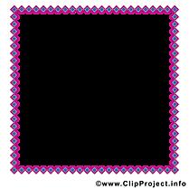 Illustration gratuite rectangle – Cadre clipart