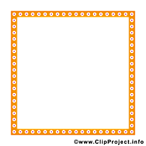 Image gratuite rectangle – Cadre clipart
