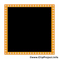 Image gratuite rectangle – Cadre clipart