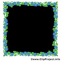 Images rectangle – Cadre clip art gratuit