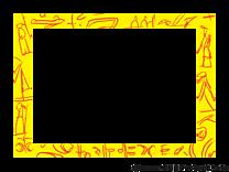 Ornement dessin – Cadre clip arts gratuits