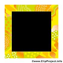 Ornement illustration gratuite – Cadre clipart