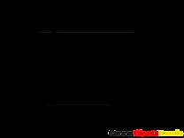 Ours en peluche illustration à imprimer – Cadre clipart