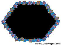Photo clip art – Cadre image gratuite