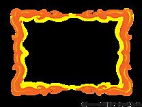 Rectangle clip art – Cadre image gratuite