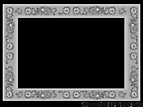 Rectangle images – Cadre clip art gratuit