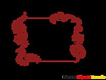 Rouge illustration – Cadre images