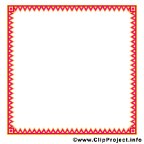 Rouge tectangle dessin – Cadre clip arts gratuits