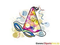 Chapeau illustration – Carnaval images