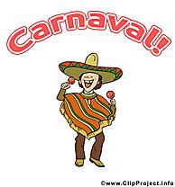 Mexicain images gratuites – Carnaval clipart