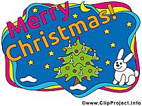 Cartes de voeux virtuelles gratuites de Noel