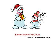 Images gratuites bonhomme de neige