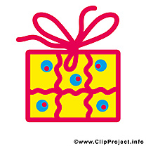 Images gratuites cadeau – Anniversaire clipart