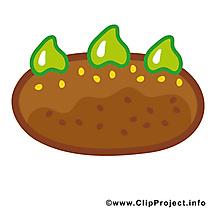 Petit gâteau images – Anniversaire dessins gratuits