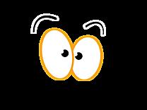Dessins grands yeux – Dessin clip arts gratuits