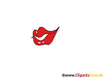 Rouges lèvres dessin à télécharger – Dessin images