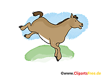 Galope image – Cheval images cliparts