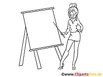 Clipart à imprimer présentation – Bureau images