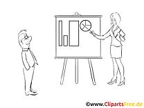 Images à colorier diagramme – Bureau clip art gratuit