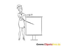 Modèle images à colorier – Bureau dessins gratuits
