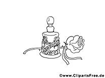 Parfum rose images – Divers gratuits à imprimer