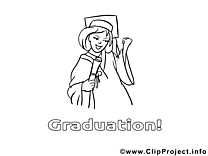 Diplômés coloriages