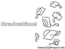 Chapeaux dessins gratuits – École à colorier