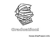 Manuels image – Coloriage école illustration