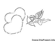 Ange dessin gratuit à imprimer