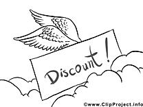 Discount image – Économie images à colorier