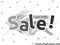 Liquidation clip arts – Économie à imprimer