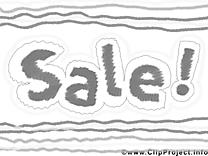 Liquidation clipart – Économie dessins à colorier