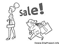 Solde images – Économie gratuits à imprimer