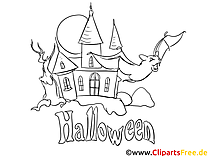 halloween coloriages clipart images t l charger gratuit. Black Bedroom Furniture Sets. Home Design Ideas