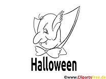 Vampire dessin – Halloween gratuits à imprimer