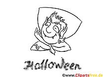 Vampire images – Halloween gratuit à imprimer