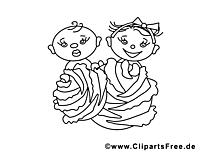 Enfants dessin – Maternelle gratuits à imprimer