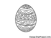 Oeuf images – Pâques gratuits à imprimer