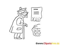 Anonce dessin – Coloriage cartoons à télécharger