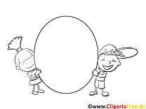 Enfants clip art gratuit – Cartoons à imprimer