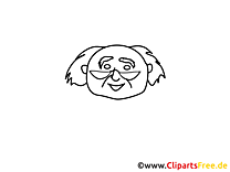 Image à télécharger professeur – Gens à colorier