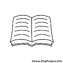 Bible clip art gratuit – Communion à imprimer