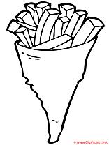 Pommes de terre coloriage