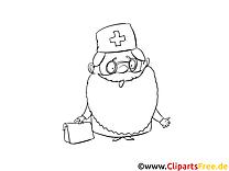 Médecin images – Santé gratuit à imprimer