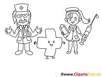 Médecine image gratuite – Santé à imprimer