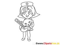 Vétérinaire images – Santé gratuit à imprimer
