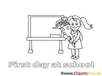 Images classe – Élémentaire gratuits à imprimer
