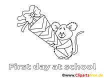 Koala dessin – Élémentaire gratuits à imprimer