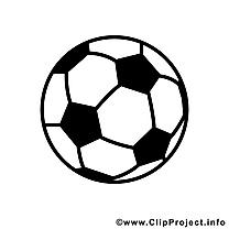 Football dessin gratuit – Sport à colorier