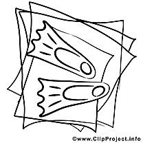 Palmes dessins gratuits – Sport à colorier